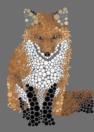 Fox Circle Design by pagiee1996 on DeviantArt
