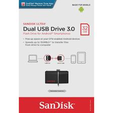 Sandisk 32gb Ultra Dual Drive Usb Flash Drives