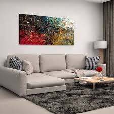 >shop carmen guedez equilibrium canvas wall art 24 x 48 free  carmen guedez x27 equilibrium x27 canvas