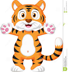 cute animated baby tigers. Delighful Baby Cute Baby Tiger Cartoon On Animated Baby Tigers A