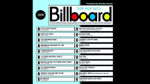 Billboard Top Pop Hits 1956