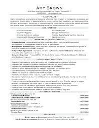 Resume Sample For Accountant Position Resume Resume Samples For Accountant