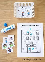 Community Helpers Preschool Literacy Activities