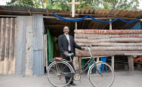 samaritan s purse provides bicycles or other vehicles to evangelists so they can reach isolated munities