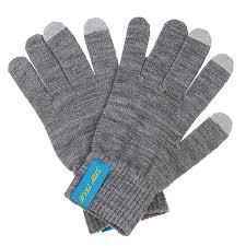 Купить <b>перчатки True Spin Dont Touch</b> Gloves Heather Grey ...