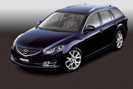 Black Mazda 6 2009: Amazing Pictures and Images – Look at the car