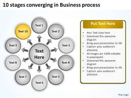 Powerpoint Templates Free Download Process Circular Flow