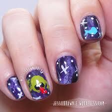 galaxy nails – JessiiBrownie