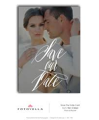 Announcement Cards Wedding Save The Date Template Wedding Announcement 5x7 Photo