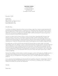 Harvard Cover Letter Sample Perfect Resume