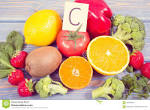 Image result for fruits and vegetables that contain vitamin c