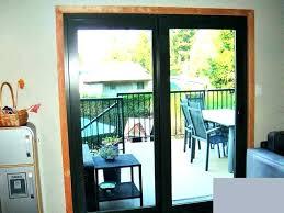 three panel patio door 3 panel sliding patio door sliding patio door repair large size of