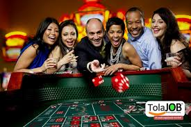 Do You Want To Work At A Big Casino Matriculants Invited