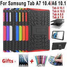 Ốp Lưng Dành Cho Samsung Galaxy Samsung Galaxy Tab A7 10.4 2020 A8 8 10.1  2019 10.5 2018 9.7 8.0 2015 A6 10.1 7.0 2016 Ốp Chống Sốc Máy Tính Bảng Vỏ  Tablets & e-Books Case