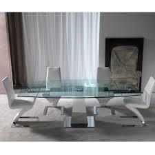 Tavolo da pranzo moderno allungabile ava