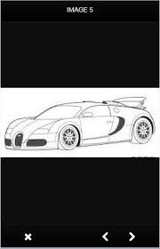Ya el bugatti es muy parecido a la realidad. Como Dibujar Un Coche For Android Apk Download