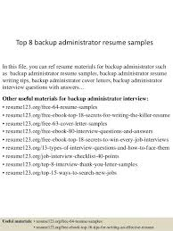 Citrix Administration Sample Resume 21 Citrix Administration Cover .