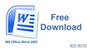 donwload microsoft word how to download microsoft word 2007 for free new youtube