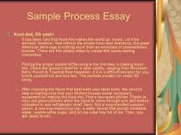writing midterm review ppt sample process essay kool aid oh yeah