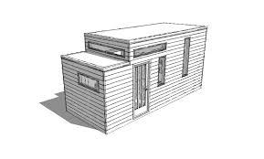 home tiny house plans the athru tiny house plans