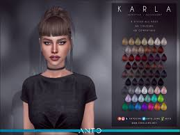 Anto - K A R L A Hairstyle Hello everybody! Hope you're...
