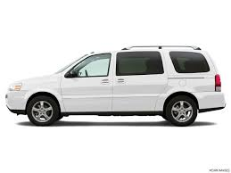 2005 Chevrolet Uplander 4dr Extended Cargo Mini-Van - Research ...
