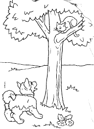 Coloring Pages Of Puppies Coloring Home