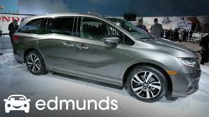 edmunds new car release dates2018 Honda Odyssey First Impression  Edmunds