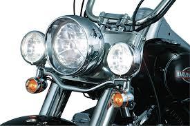 Bullet Lights For Harley Davidson Bullet Light Front Turn Signal Conversion Kit Custom