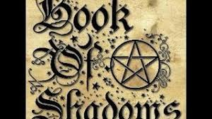 making my book of shadows