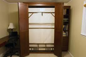murphy bed home office. modren bed kentucky home office murphy bed cabinet open on bed