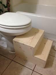 toilet step stool
