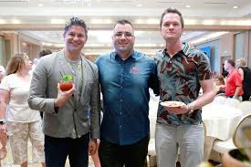 Bloody Mary Brunch Hosted by Neil Patrick Harris & David Burtka at The  Ritz-Carlton, Fort Lauderdale - World Red Eye | World Red Eye