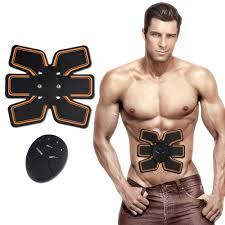 <b>Smart EMS Wireless</b> Electric Massager Abdominal Muscle Toner ...