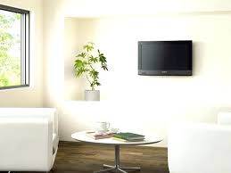 hang on the wall flat screen hang on wall mounting a on the wall frees up