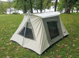 Kodiak 6086 Canvas 2 Person Tent VX | 8.5 x 6 ft Flex Bow Tent