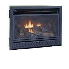 procom gas heaters log set dual fuel and thermostat controlled procom gas fireplace problems procom gas