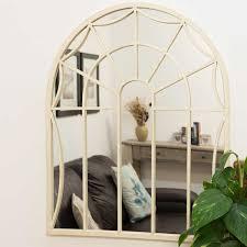 Full Size of Mirror:decorating With Architectural Mirrors Awesome Garden  Mirror Ballard Designs Garden District ...