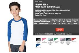 Next Level Kids Size Chart 7 New T Shirt Products To Try Real Thread