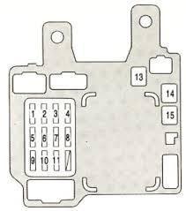 lexus es300 (1994 1995) fuse box diagram auto genius 94 Windstar Fuse Box lexus es300 (1994 1995) fuse box diagram 1994 ford windstar fuse box diagram
