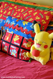 ... This Pokemon Bedroom Is A Little Oneu0027s Dream! Bright Colors, Lots Of  Fun Details