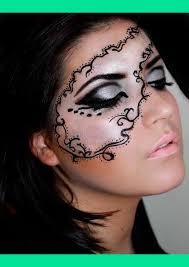 eyes make up and masquerade image
