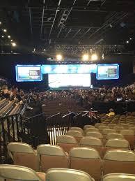Mandalay Bay Resort Las Vegas Nv Seating Chart Mandalay Bay Events Center Section 112 Concert Seating