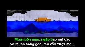 Chiếc tàu Nô-ê, nhạc thiếu nhi tin lành - YouTube trong 2020