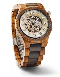 mens wooden watches by jord dover series