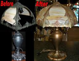 slag lamp repair