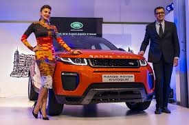 new car launches of 2013 in indiaMr Rohit Suri President Jaguar Land Rover India Ltd and