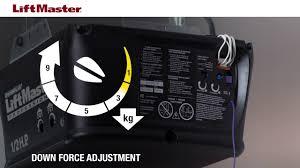 a liftmaster garage door opener