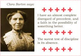 Clara Barton Quotes Impressive Clara Barton Quotes
