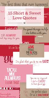15 Short Sweet Love Quotes Hallmark Ideas Inspiration